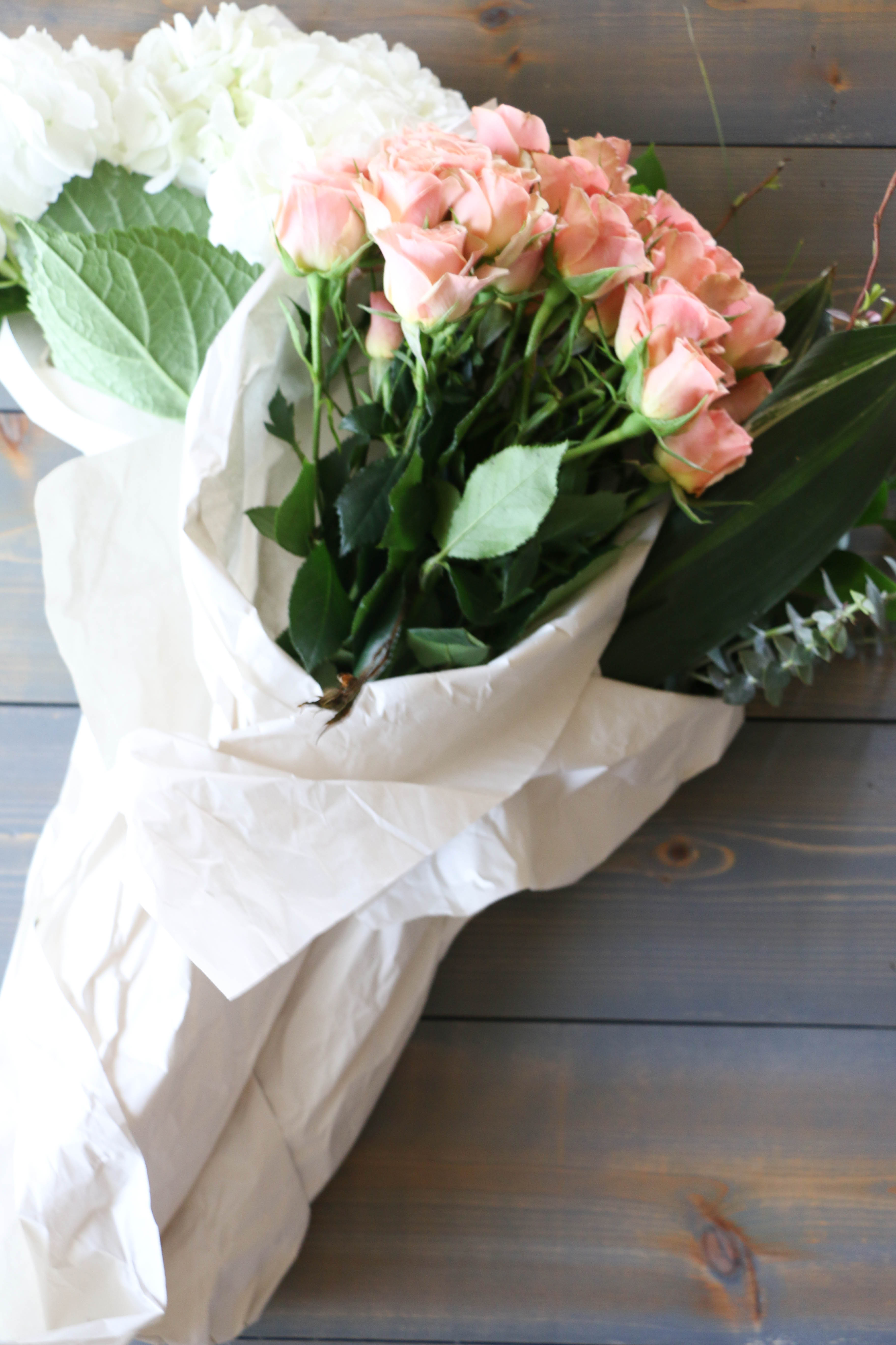 How to Make Grocery Store Flowers Look Expensive – Rumfield Homestead