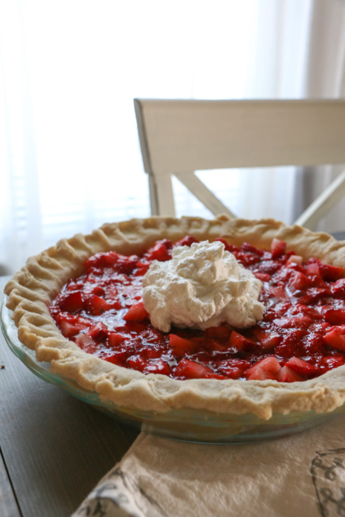 Strawberry Pie 4